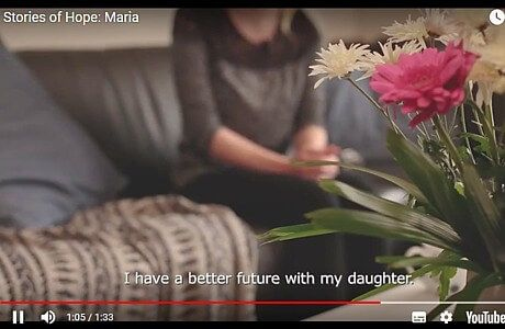 WATCH: Stories of Hope: Maria