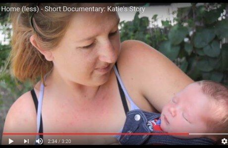 WATCH: Home (less) - Short Documentary: Katie's Story