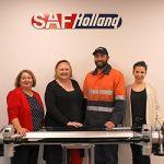 SAF-HOLLAND Team