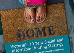 Social and affordable housing for young people