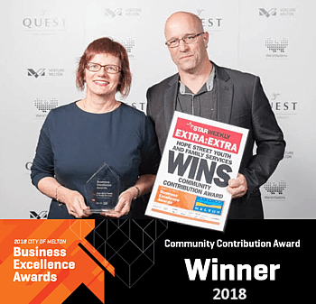 City of Melton Business Excellence Awards 2018