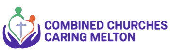 Combined Churches Caring Melton logo