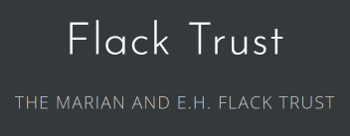 The Marian and E.H. Flack Trust logo