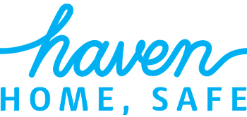 Haven; Home, Safe logo