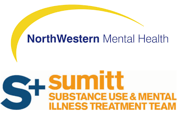 North Western Mental Health - SUMITT logos