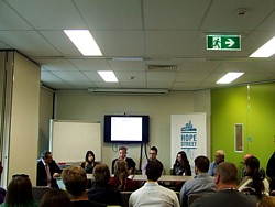 Event attendees. 09 May 2014: Hope Street 2014 Youth Homelessness Specialist Response Forum - click image to open event album