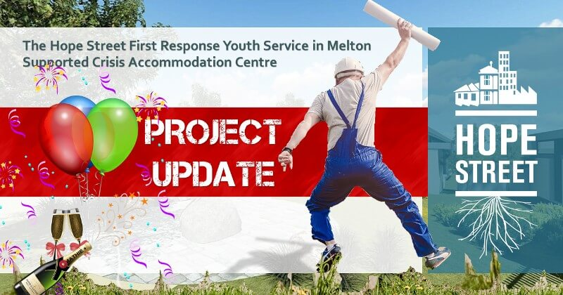 Melton First Response Campaign - Project Update