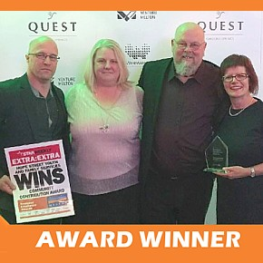 Hope Street wins a Business Excellence Award