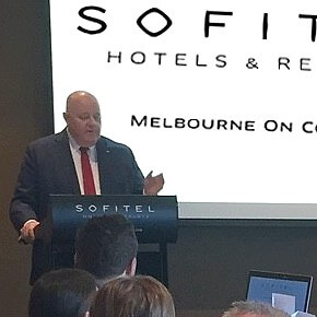 Breakfast event at Sofitel Melbourne On Collins