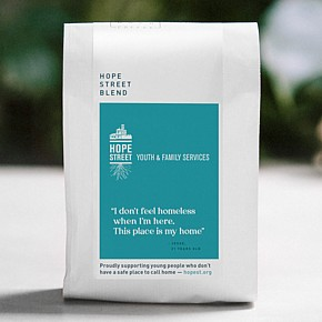 Hope Street Coffee Blend: A cup of hope