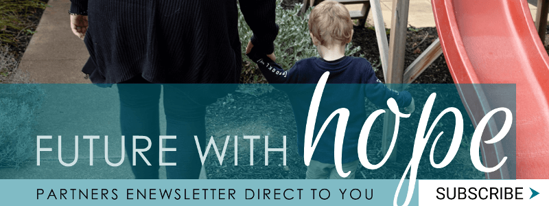 Get your Hope Street Partners eNewsletter today